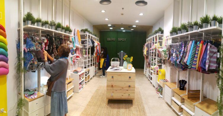 8b236266d4 Há uma nova loja de marcas portuguesas onde o pagamento é self-service
