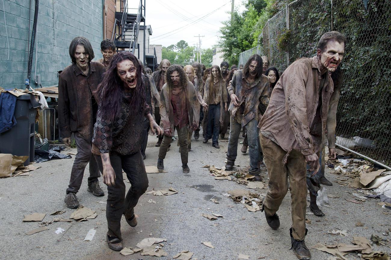 Resultado de imagem para The walking dead