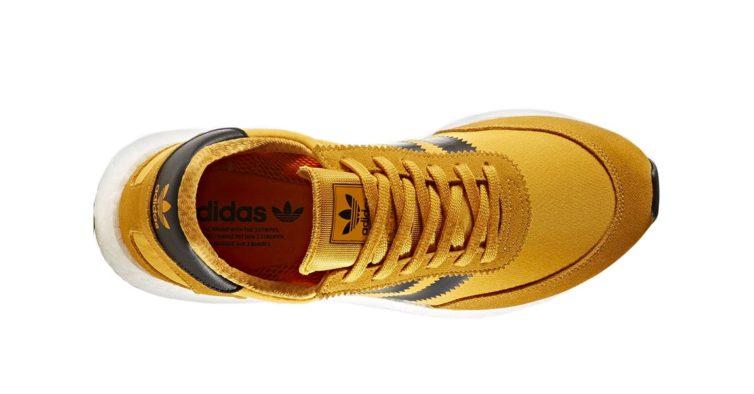 Adidas vai lançar versão dourada dos Iniki Boost