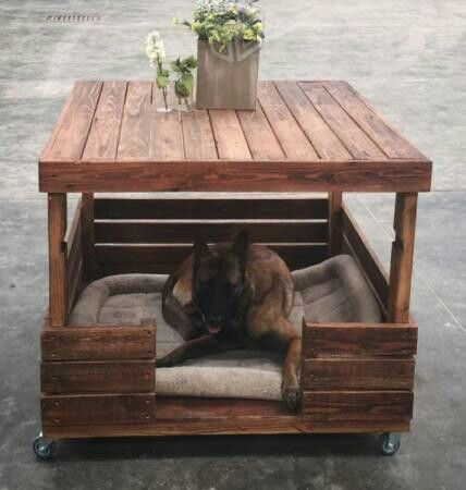 Para camas no jardim nit for Making a dog bed out of a table