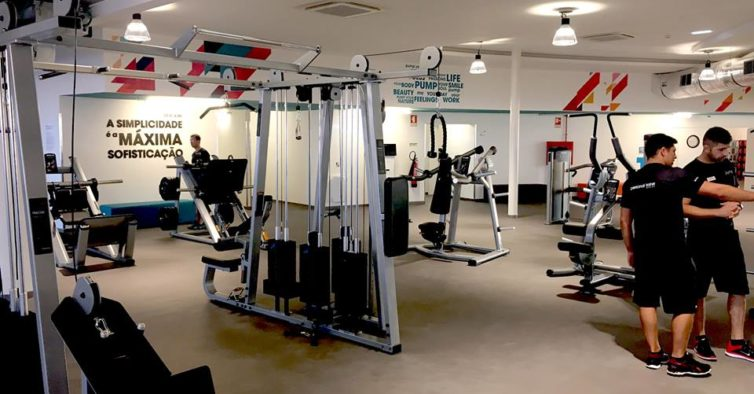 Oeiras vai ter um ginásio num mercado antigo — e com descontos - NiT 092e03f782382