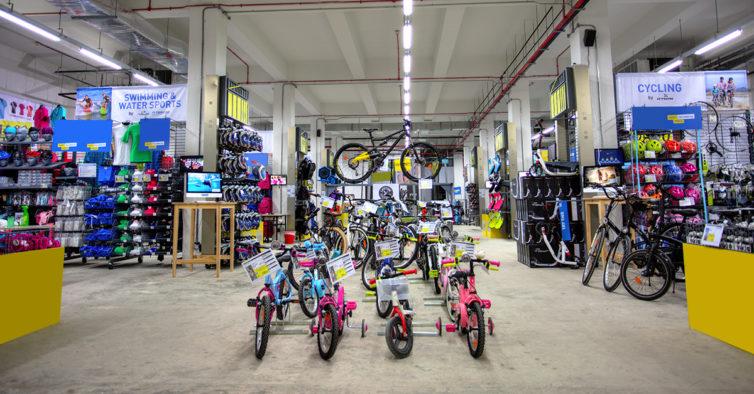 f85529d709 Trocathlon  está de volta a venda e compra de material desportivo em segunda  mão