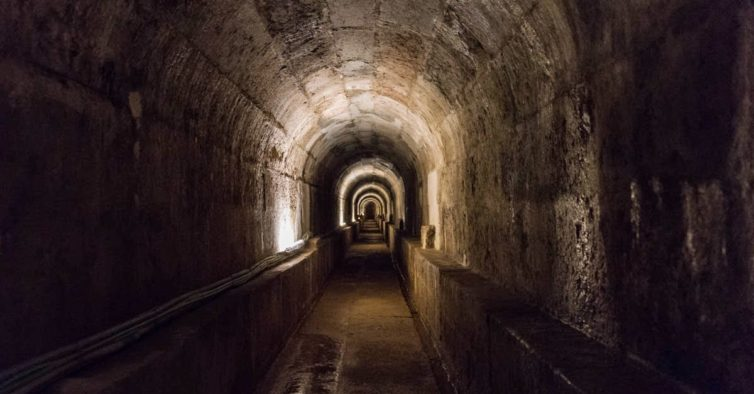 Galeria Subterrânea do Loreto
