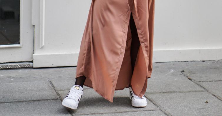 Adidas lança uma versão rosa milenar dos Superstar