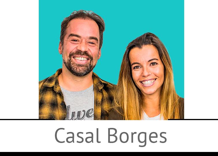 Luís Filipe Borges & Sara Santos
