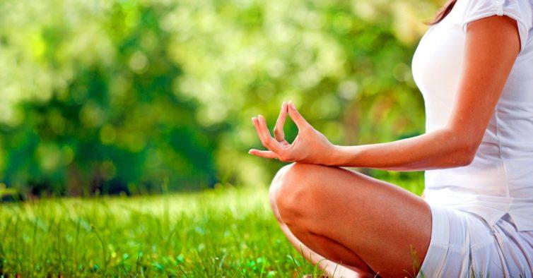 retiro de ioga e meditação