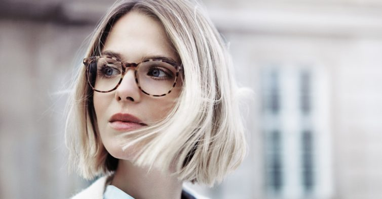 4ac75a883 Óculos graduados cool para usar todos os dias · Gigi Hadid