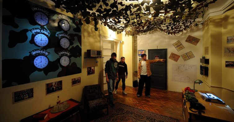 De Atores Reais A Zombies H 225 6 Novos Escape Rooms Em Portugal