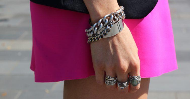 3f278a1b7a49c Calvin Klein  chegou o novo conjunto de três anéis