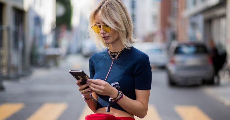 A nova app que diz onde comprar a roupa que outra pessoa