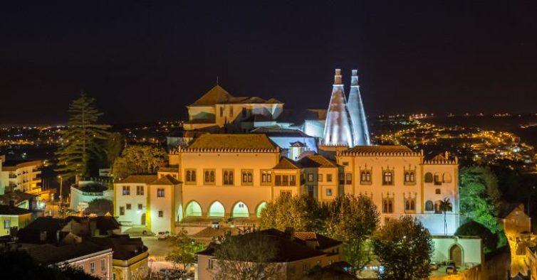 luzes de Sintra