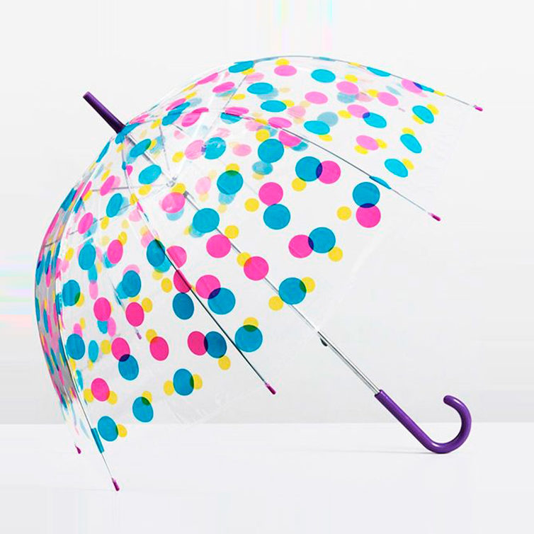64d32270767f6 ... lindos (e alguns fofos) para enfrentar dias de tempestade. Chapéu de  chuva da Shopping.pt (8.39€)