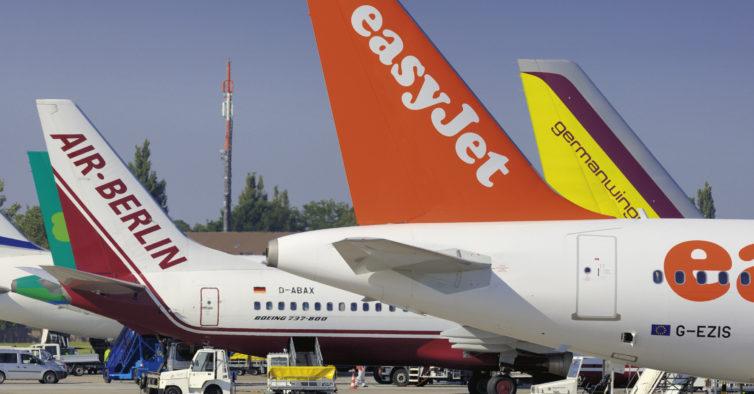 melhor companhia aérea low cost