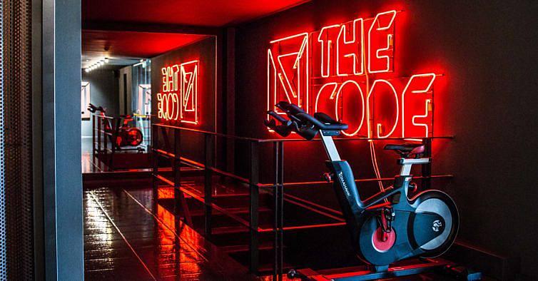 The Code  o novo ginásio boutique de Lisboa que o trata como um rei ... 04e7847b1922a