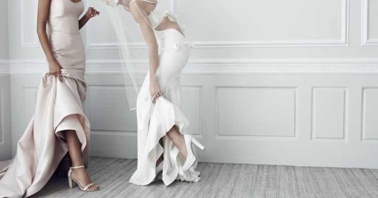23b5a7a16 Um roteiro com sapatos de noiva a partir de apenas 12,99€