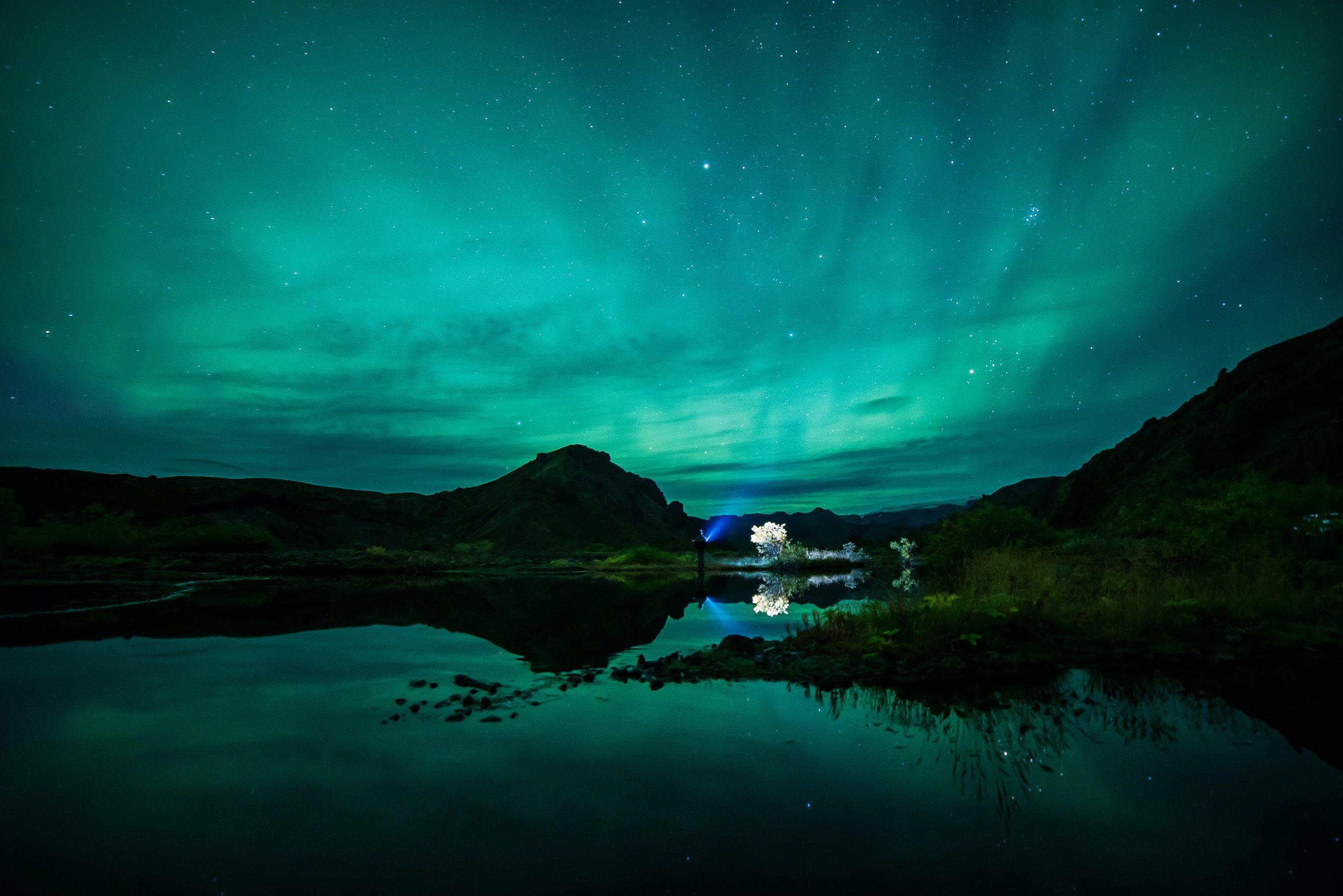3758e33072 Nestas viagens é quase garantido que vai ver uma aurora boreal