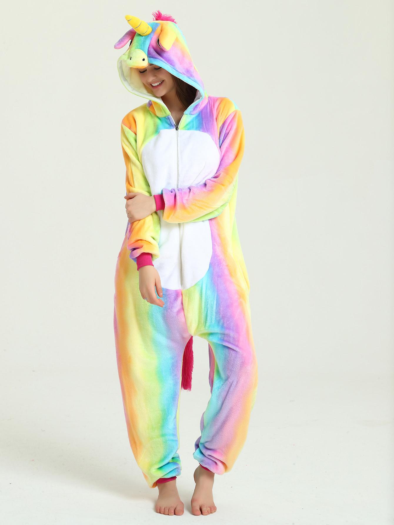 En liquidación Últimas tendencias mirada detallada O novo pijama do unicórnio que custa menos de quinze euros
