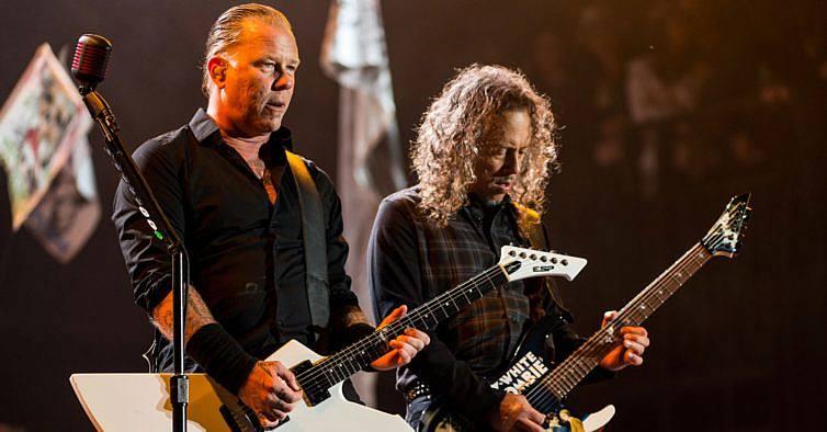 Metallica Tocam A Minha Casinha Dos Xutos Pontaps