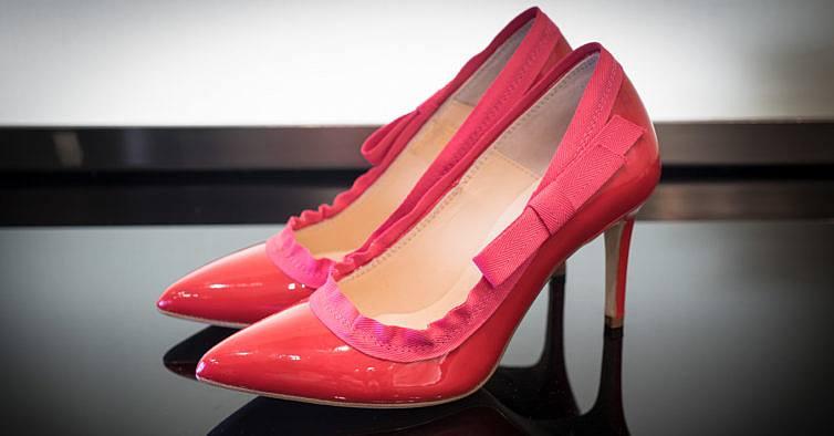 Sapato Usaflex C Preto | Sapatos, Sapatos pretos e Saltos