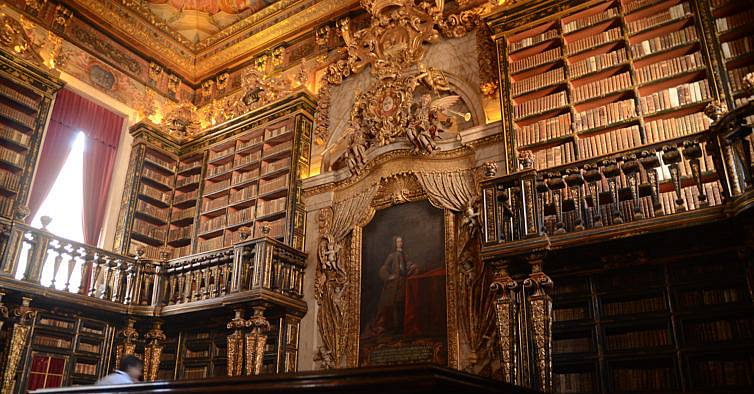 Biblioteca Joanina da Universidade de Coimbra - NiT