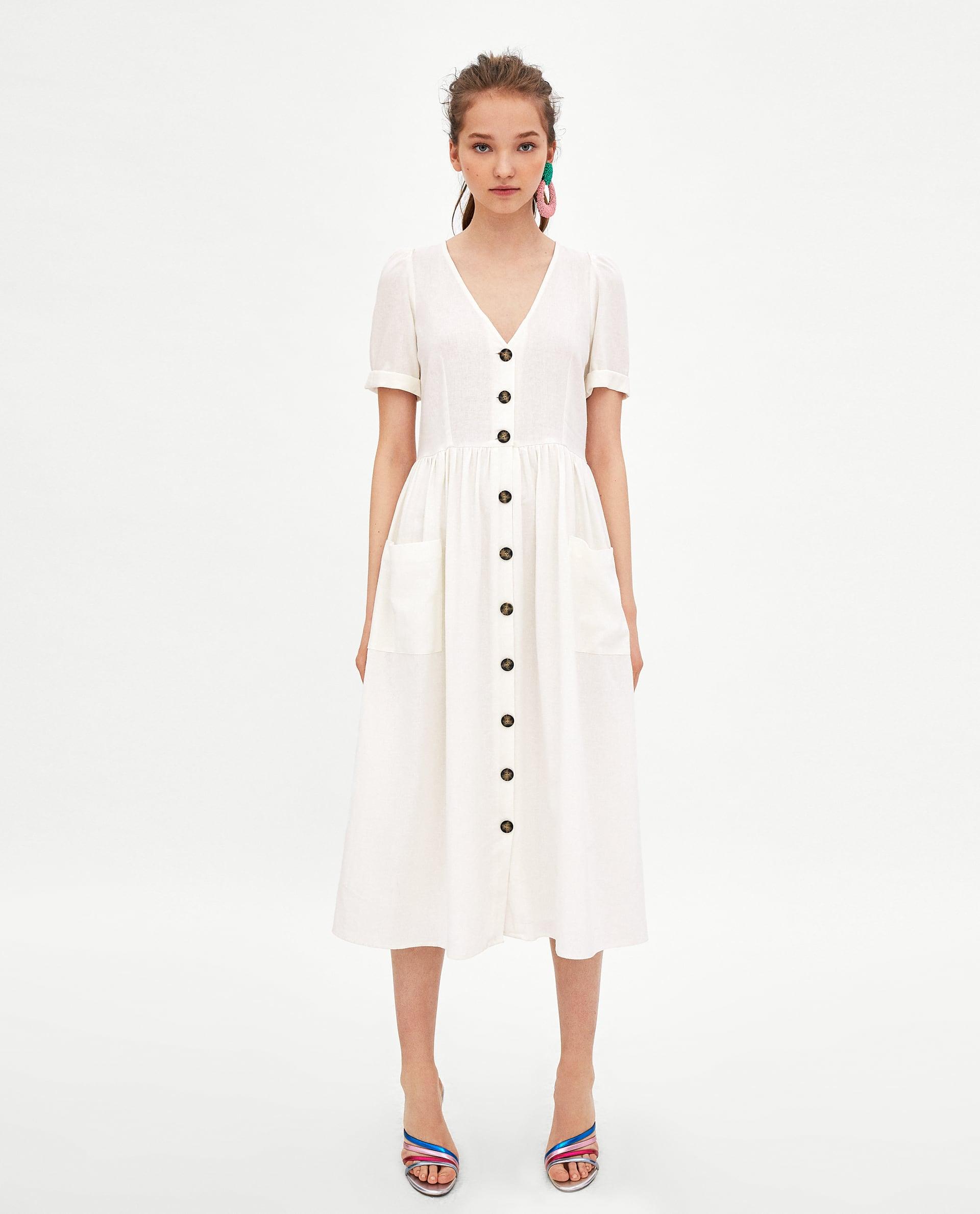 f43bd7c57b313 O novíssimo vestido da Zara que esgotou em 24 horas