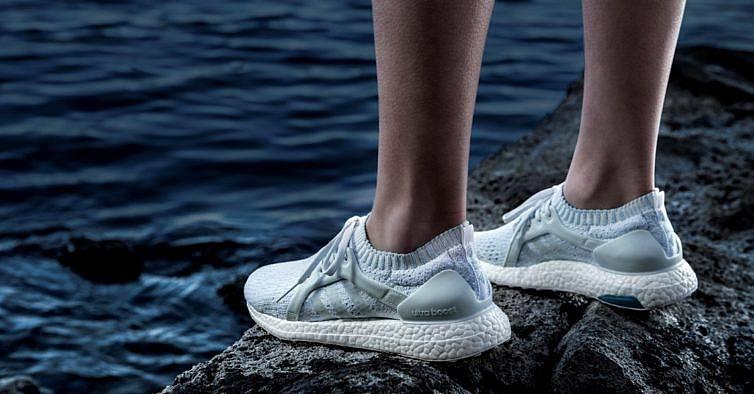 Adidas quer ter apenas plástico reciclado nas sapatilhas
