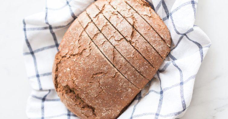 pão saudável