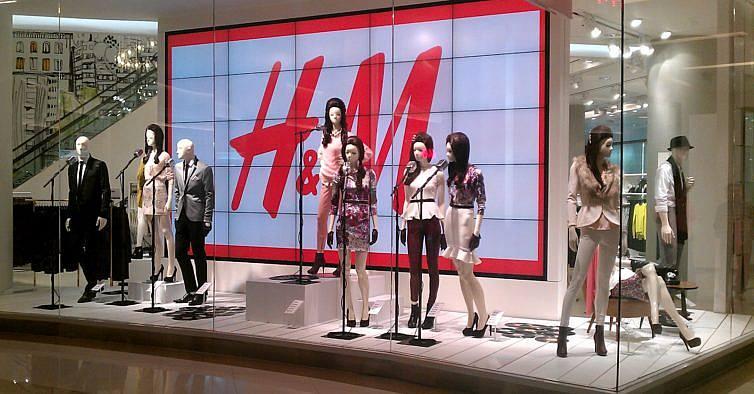 Loja da H&M