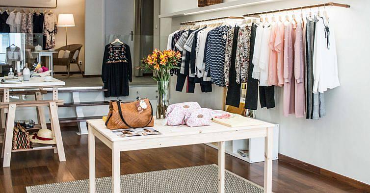 cbab167bf Flor de Laranjeira  a nova loja de Lisboa tem roupa para todos os tamanhos