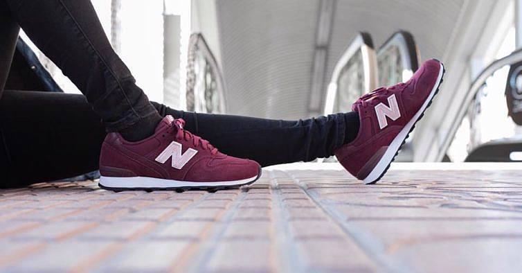 aada2438e2b As sapatilhas New Balance estão com 40% de desconto