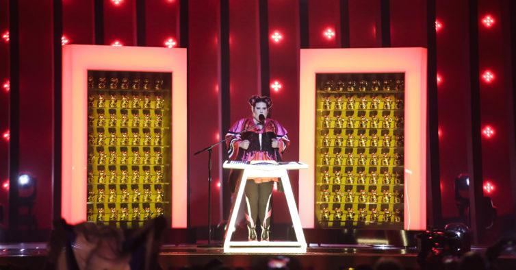 9fd96dac8e A previsão confirmou-se  Israel venceu a Eurovisão - NiT