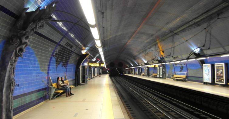 Inquéritos no Metro