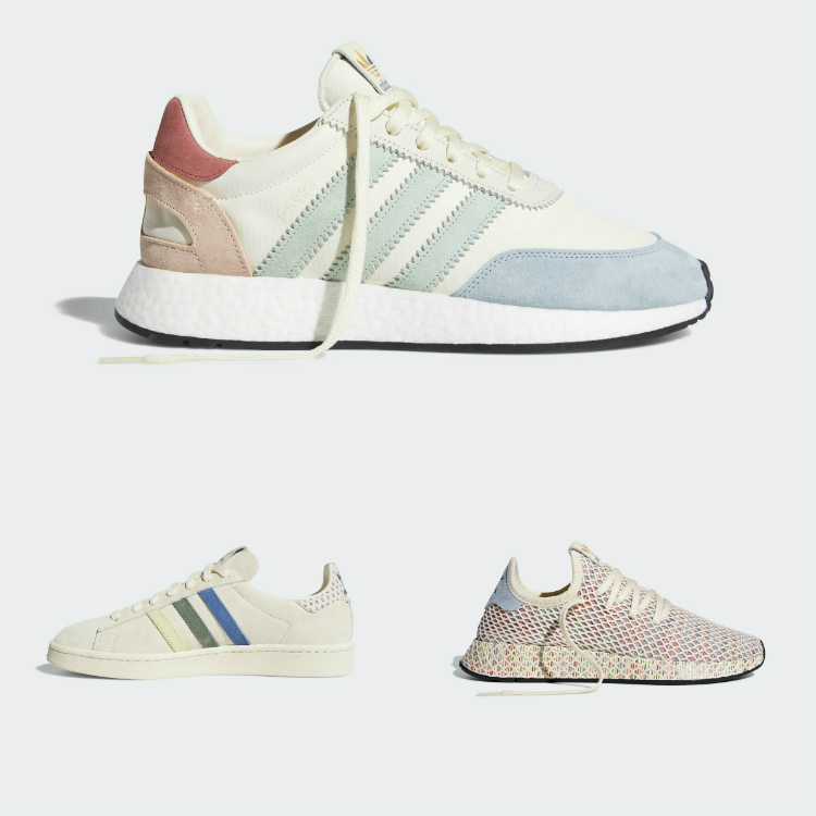 3c4ab1118a2 Toda a gente vai querer as novas sapatilhas da Adidas (mas são de ...