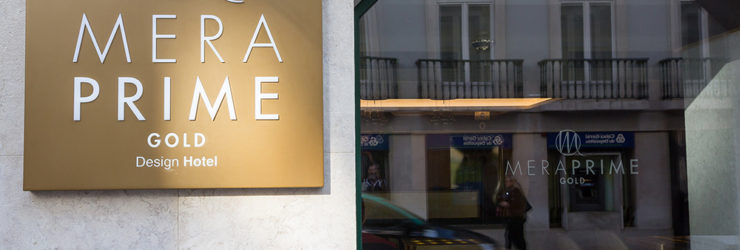 Mera Prime Gold Design Hotel