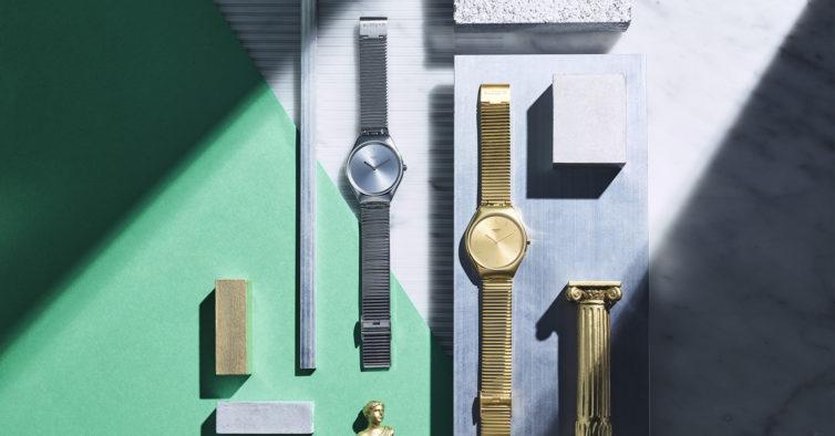 17355cda475 A Swatch tem uma nova coleção de relógios unissexo