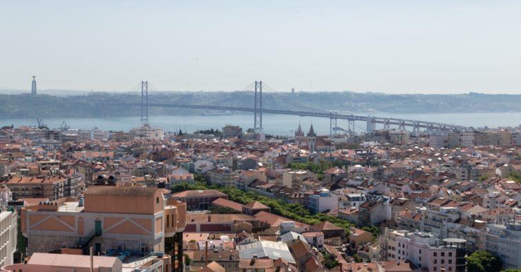 Amoreiras 360º Panoramic View