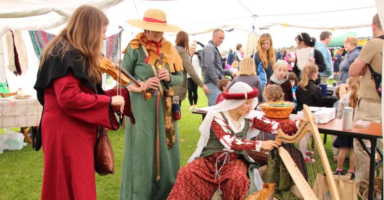 Feira Medieval de Alhos Vedros
