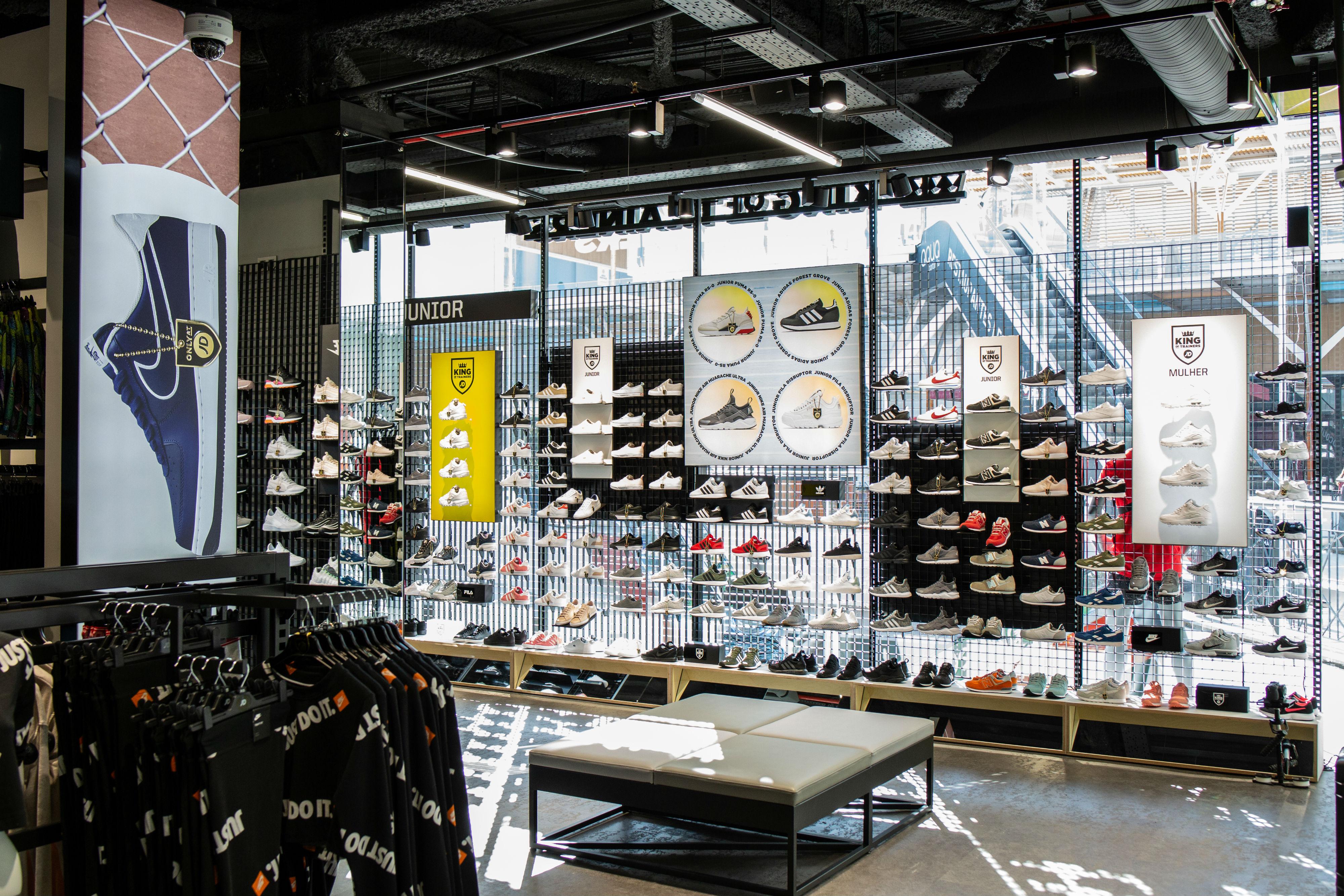 Centro Comercial Aqua Portimão recebe primeira loja JD Sports