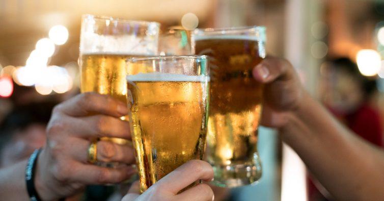 cerveja de canábis