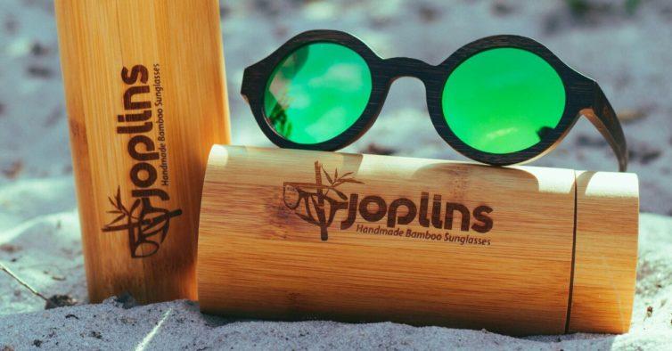 04a4a6cccc2bb Joplins  a marca que faz óculos de bambu super leves e que duram uma vida