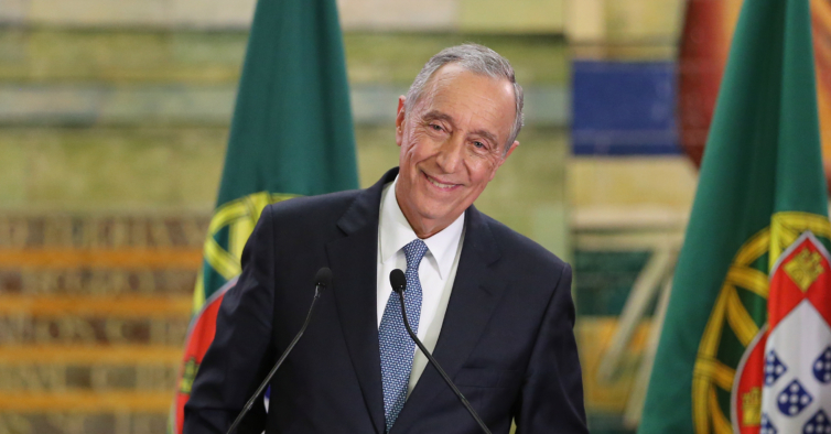 Presidente da República: jovens preocupam mas número de contágios está a estabilizar