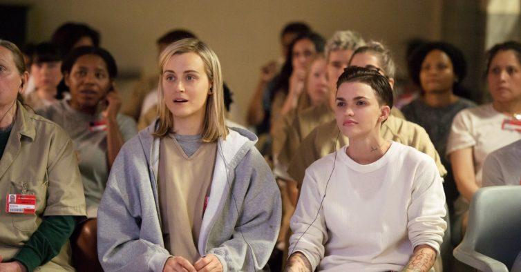 """""""Orange is the New Black"""" regressa esta semana à Netflix (mas há mais novidades)"""