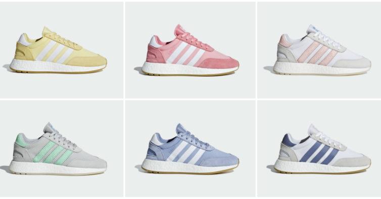 f492308a26c As novas sapatilhas da Adidas já são das mais vendidas da marca