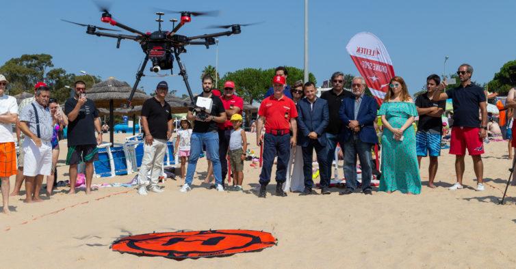 drone salva-vidas