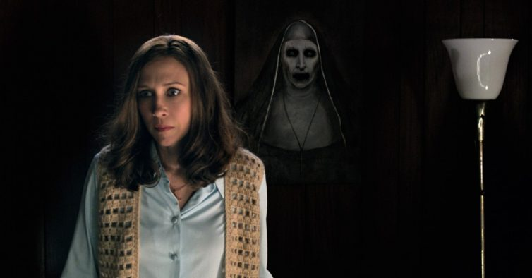 a freira maldita