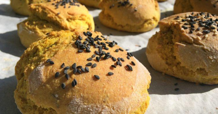 pão dourado