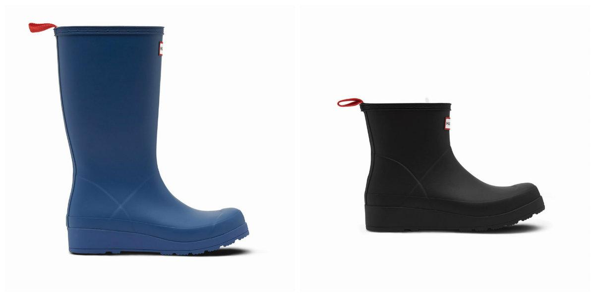 2e86cdfa691 As novas galochas da Hunter são para andar com estilo em dias de chuva