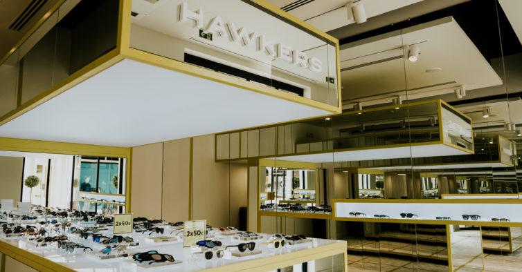 e4b1b1c0774a2 Freeport Fashion Outlet recebe primeira loja Hawkers de Portugal