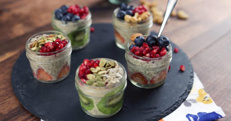 10 snacks frescos (e saudáveis) para levar para a praia