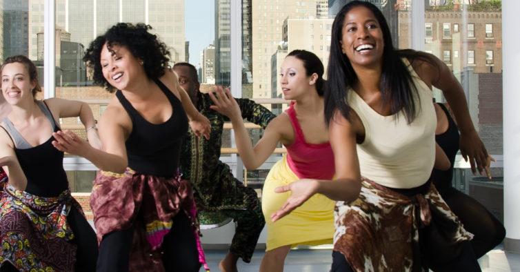 dança africana